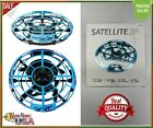 Sky Rider DR159 Satellite Obstacle Avoidance Drone - Neon Blue - Best Choice