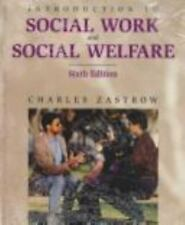 Introduction to Social Work and Social Welfare - Charles H. Zastrow (95- Hardcov