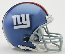 NEW YORK GIANTS NFL Football Helmet WREATH ORNAMENT / CHRISTMAS TREE TOPPER