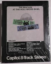 The Beatles New Sealed 8 Track Tape At The Hollywood Bowl Rare