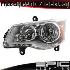08-16 Chrysler Town & Country Dodge Grand Caravan Headlight - Left Driver LH