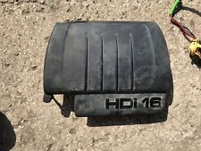 Peugeot 1.6 hdi Engine Cover