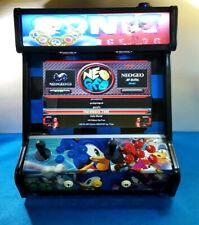 MAQUINA ARCADE RECREATIVA BARTOP RETRO NEO GEO MAME NES SNES SEGA N64