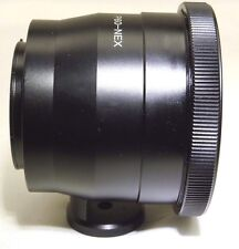 Pentacon 6 P60 Kiev Lens to Sony NEX E Camera mount adapter NEX ILCE FREE shipng