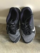 Womens Houndstooth Print NIKE FREE 4.0 Athletic Sneakers Shoes Sz 8