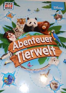 Rewe Abenteuer Tierwelt Was ist Was Disney 2016 Alle 188 Sticker Komplett Satz