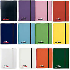 Ultra Pro Binder/Album/Folder - 9-Pocket Pages - A4 - Fits Pokemon MTG Yugioh