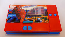 """""""NEW"""" SPIDERMAN Pencil Case,Stationary Box For Boys Gift For Christmas"""