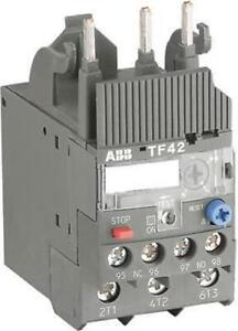 1 x ABB TF42-2.3 Thermal Overload Relay NO/NC, 1.7-2.3A, 2.3A, 2W