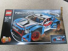 Lego Technic - 42077-Rally Voiture-Brand New & Sealed