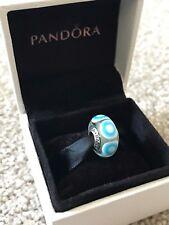 Blue Stepping Stone - Genuine PANDORA Charm