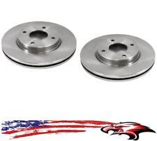 Front Brake Rotors for Nissan Cube 2010-2014 Sentra 2007-2012 Versa 2007-2012