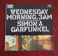CD - Simon & Garfunkel, Wednesday Morning, 3 A.M. - CBS ‎CDCBS 63370 Australian