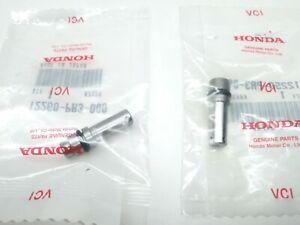 OEM Honda B-series VTEC Rocker Shaft Orifice Set 12250-PR3-000 12260-PR3-000