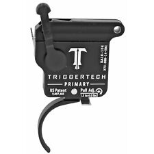 New TriggerTech Remington 700 Primary Trigger Black w/Safety & Bolt Release