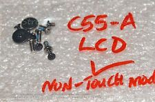 TOSHIBA Satellite C55-A5104 C55-A5105 C55-A5135 C55-A Laptop LCD Assembly Screws
