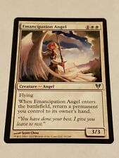 Emancipation Angel Avacyn Restored Mtg Card Mint Condition