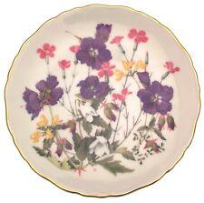 Royal Albert Meadow Rosa Britains fiori selvatici da JO Hague CP513