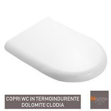 Sedile Wc Dolomite Clodia.Copriwater Dolomite Clodia Acquisti Online Su Ebay