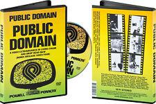 Powell Peralta Skateboarding Bones Brigade Public Domain DVD