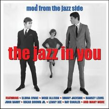 THE JAZZ IN YOU  2 CD NEUF