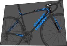 GIANT TCR Advanced SL 2014 Sticker / Decal Set