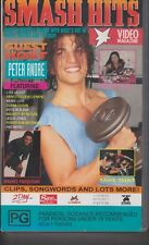Smash Hits Video Magazine (VHS) - May 1993 *Hosted by Peter Andre*