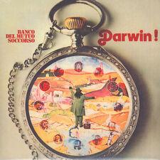 Banco Del Mutuo Soccorso - Darwin (Vinyl LP - 1972 - EU - Reissue)