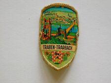 Traben-Trarbach,Germany-Old,use-shield mount hiking medallion /Stocknagel.