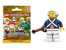 NUEVO Lego Minifiguras Serie 10 71001 - Revolucionario Soldado