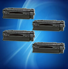 4PK CE505X 05X Black Toner FOR HP LASERJET P2055 P2055DN P2055X
