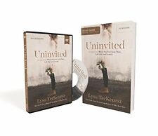 Uninvited Study Guide with DVD: Living Loved When You Feel Less Than, Left Ou…