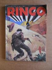 THE RINGO STORY - Collana Ringo n°20 1967 edizioni Novitas  [G395] INTROVABILE!