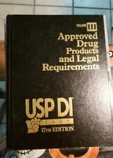 USP DI : Approved Drug Products and Legal Requirements,USP DI  1997 17TH Edition