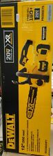 "DeWALT DCCS620P1 20V Max XR Brushless 12"" Compact Chainsaw Kit"