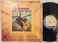Lee Morgan Sixth Sense VG+ BLUE NOTE 84335 LIBERTY VAN GELDER Jackie McLean