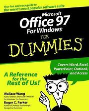 Microsoft Office 97 for Windows for Dummies by Wallace Wang and Roger C. Parker