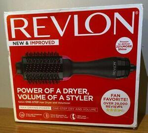 REVLON One-Step Hair Dryer And Volumizer Blue, Black, Pink, Special NEW BULK