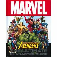 Marvel Avengers Character Encyclopedia by Marvel, Comics & Graphic Novels Book