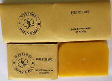 Beeswax Pure Australian 110grs,Organic, natural, cosmetic grade Bees Wax DIY
