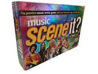 Scene It! Music The DVD game Complete