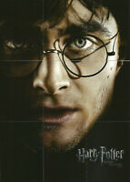 Harry Potter Deathly Hallows Part 2 ~ BASE PUZZLE Insert/Chase Card Set BP1-BP9