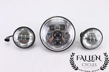 2006 Harley-Davidson Road King SUNPIE LED Headlight & Fog Lamps 68846-98C