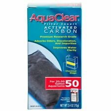 LM Aquaclear Activated Carbon Filter Inserts (For Aquaclear 50 Power Filter)