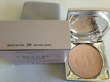 Christian Dior Capture Totale Radiance Restoring Line Smoothing Powder 10g #200