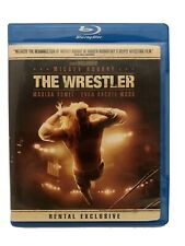 The Wrestler (Rental Exclusive, Blu-Ray Disc) Mickey Rourke