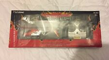 Helizone RC Firebird Metal Frame Gyroscope Remote Control Helicopter Red