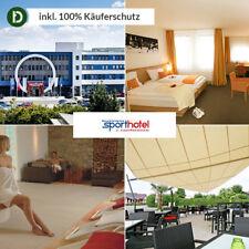 Unterfranken 3 Tage Kurzurlaub Sporthotel Grosswallstadt Gutschein 3 Sterne