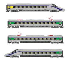 Lima Expert Hl1673 - H0 1 87 - multiple Électrique ETR 610 Trenitalia Livrée EX
