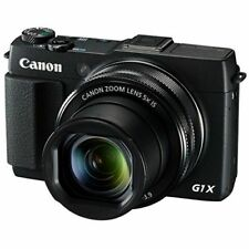 Near Mint! Canon PowerShot G1 X Mark II Digital Wi-Fi Enabled - 1 year warranty